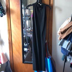 Aritzia mockneck dress sz 0